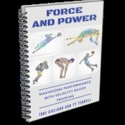 Force and Power: Maximizing Performance with Velocity Based Training