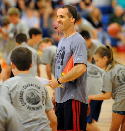 Lee Taft coaching